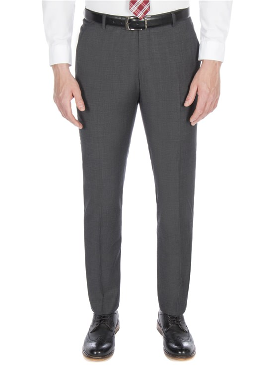 Smoked Pearl Twill Camden Trouser