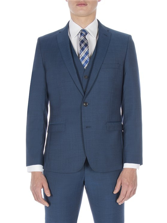 Teal Suit | Mens Teal Suit | 3 Piece Suit