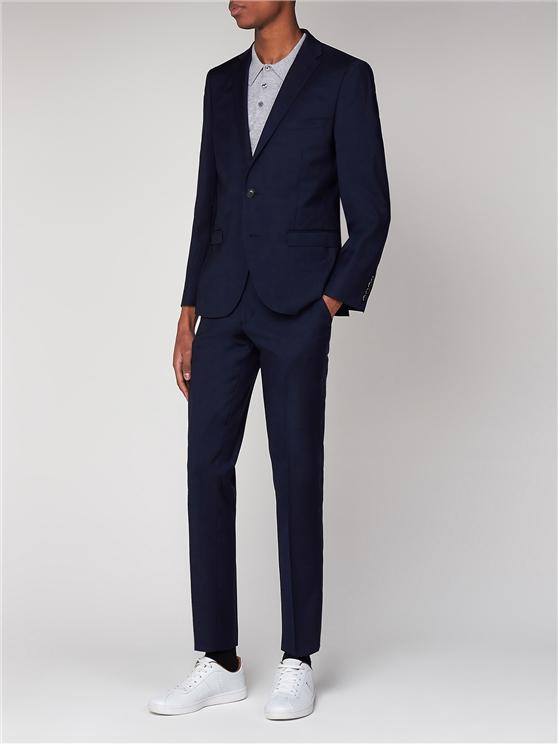 Blue 3 Piece Suit  | Navy 3 Piece Suit
