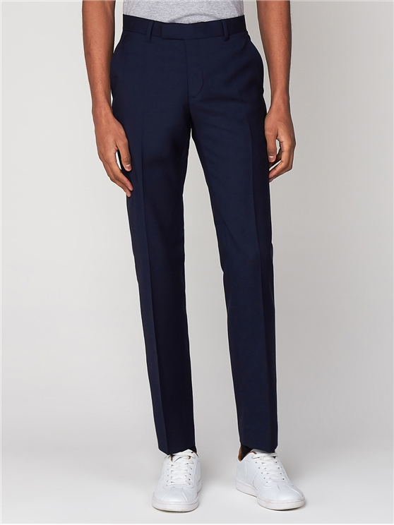 Blue Depths Tonic Camden Trouser