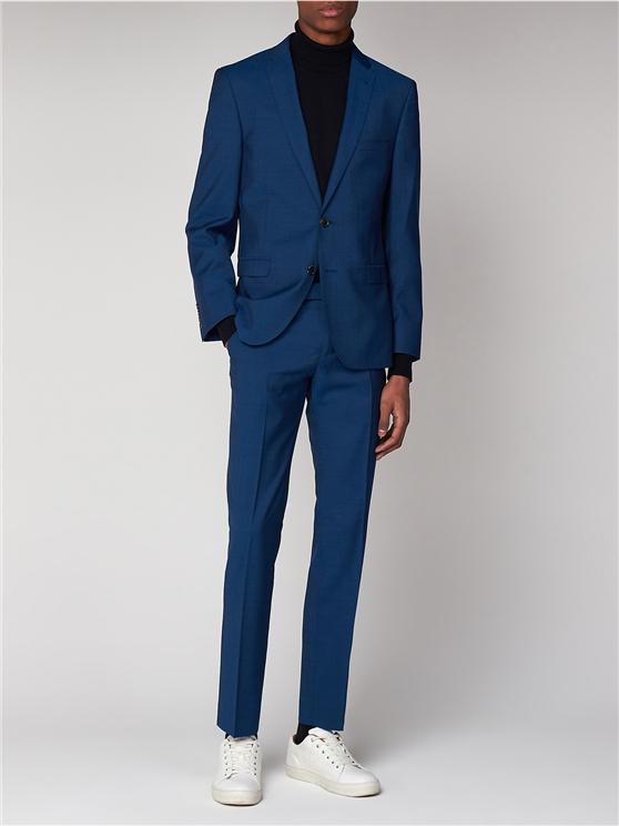 c4bb8aa455c7 Deep Teal Blue Tonic Camden Jacket