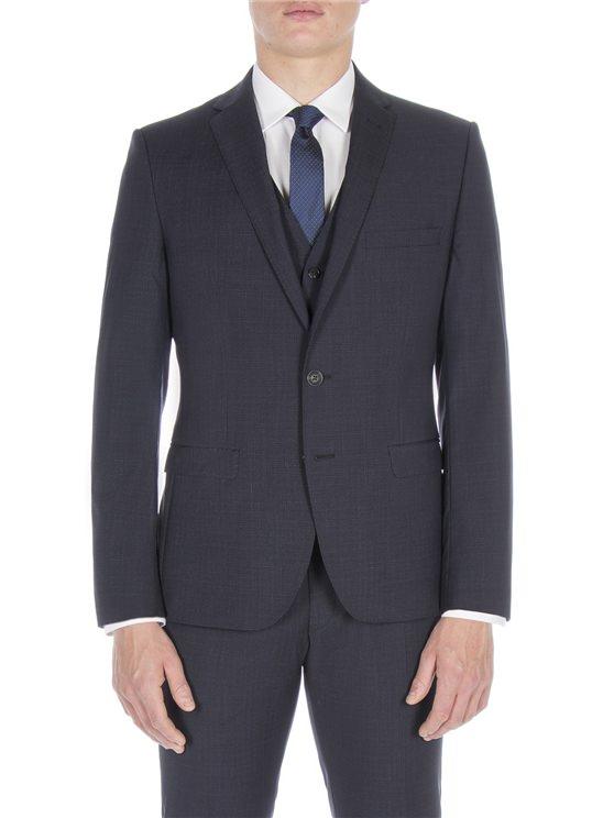 Peacoat Broken Check Suit