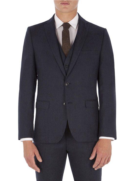 Peacoat Flannel Camden Fit Jacket
