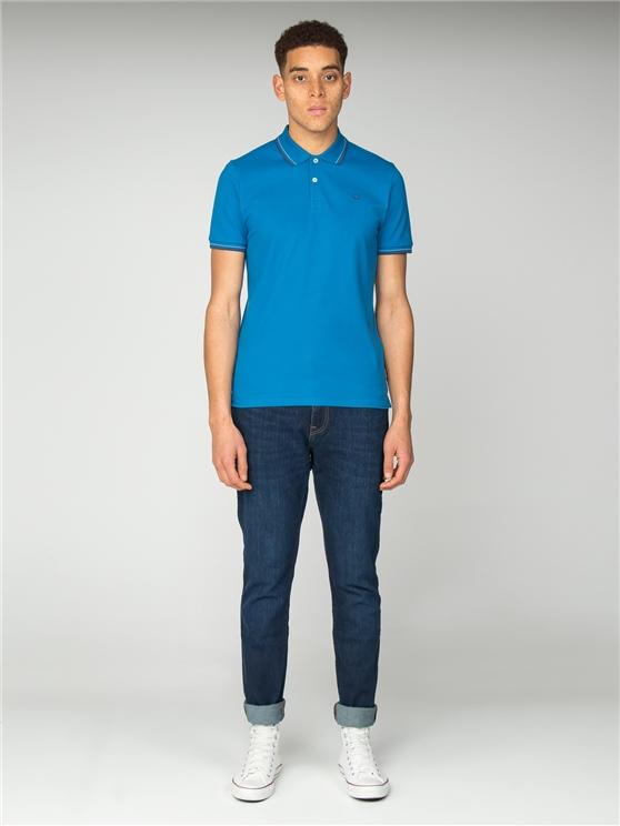 Aqua Romford Polo Shirt