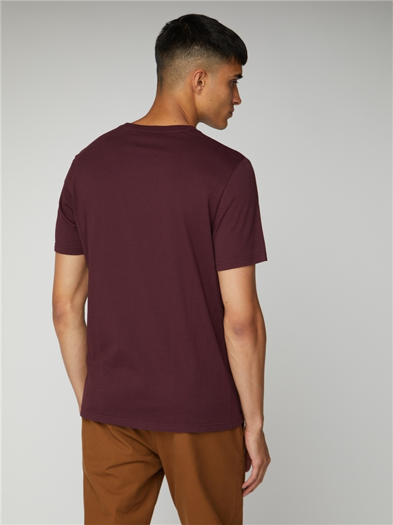 9795021fbbb Men s Port Red Target T-Shirt