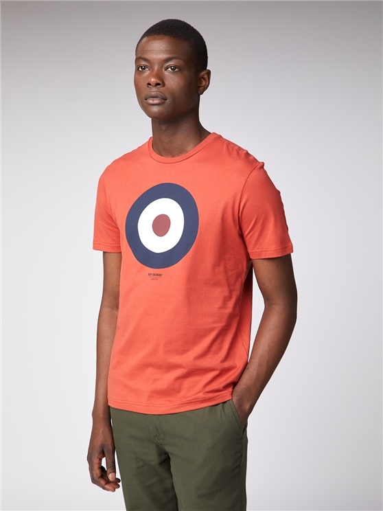 Rust Target T-Shirt