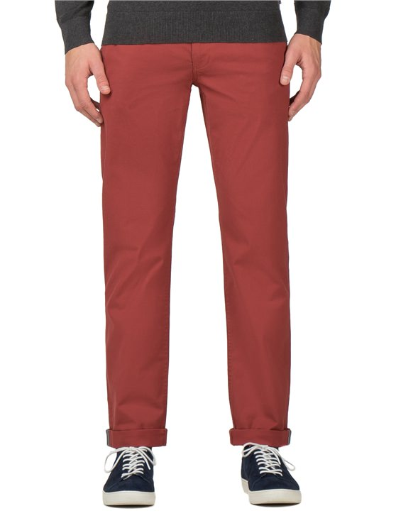 Russet Slim Stretch Chino