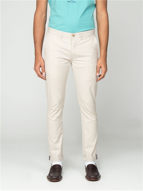 Putty Skinny Stretch Chino