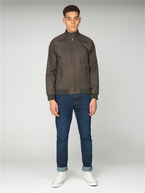 Khaki Harrington Jacket