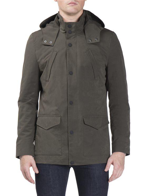 Hooded Mac Mens | Walking Jacket
