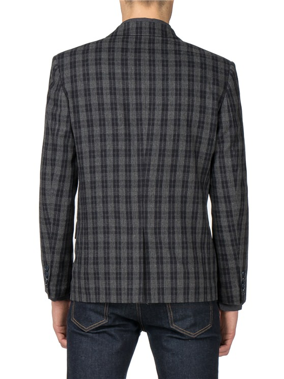 Checker Blazer