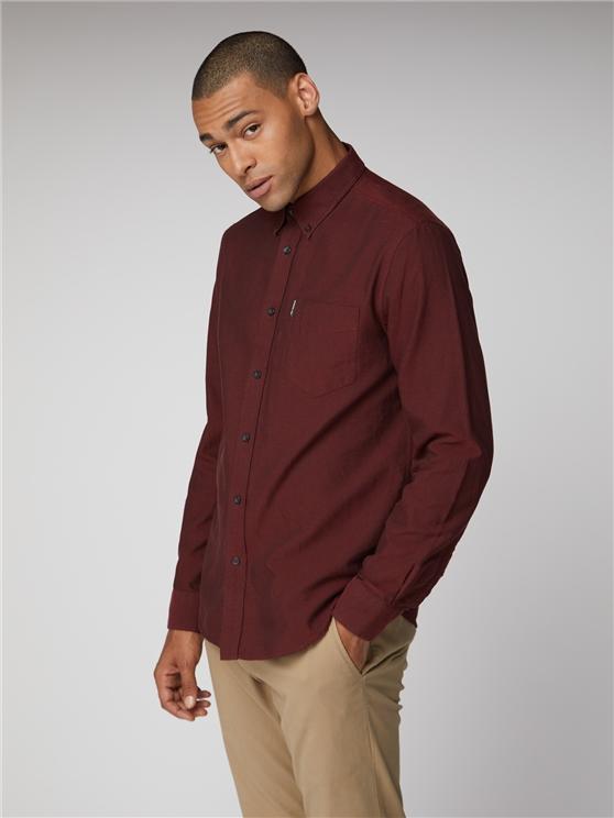 Long Sleeve Core Oxford Shirt