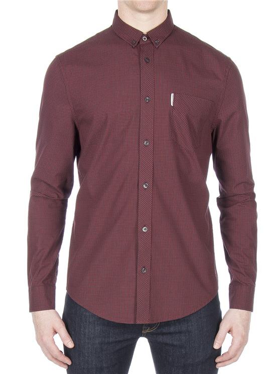 Long sleeve New Mini House Gingham Shirt