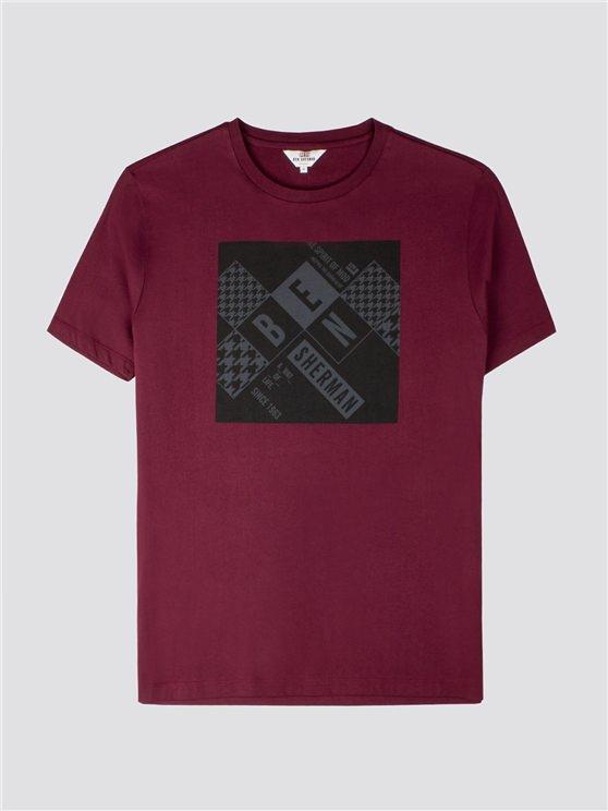 Dominos Print T-Shirt