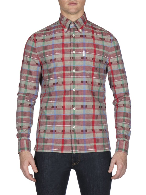 Long Sleeve Benjamin Shirt
