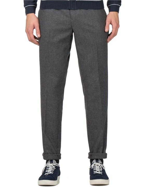 Micro Check Trouser