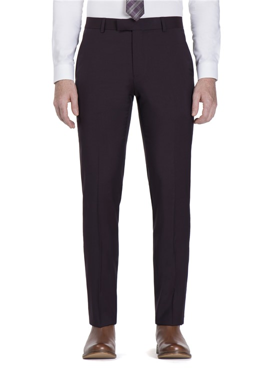 Berry Tonic Camden Fit Trouser