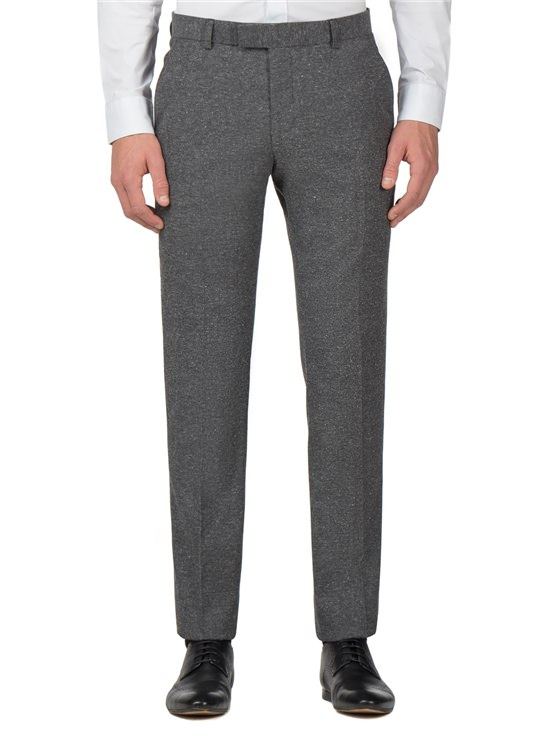 Grey Speckle Camden Fit Trouser- currently unavailable