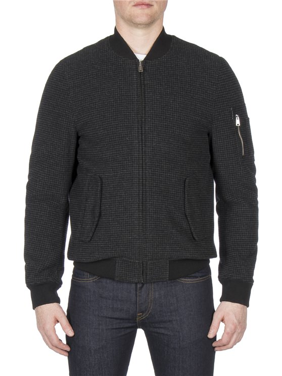 Wool Bomber- currently unavailable