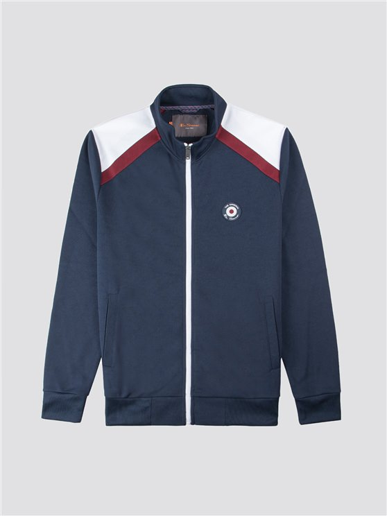 Zip Through Track Top- currently unavailable