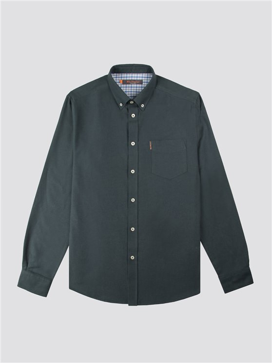 LS PLAIN OXFORD SHIRT- currently unavailable