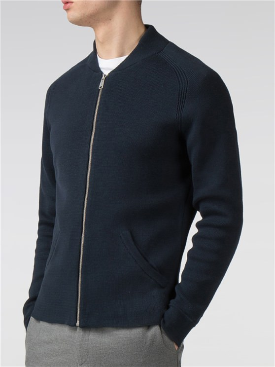 The Zip Through Milano Bomber- currently unavailable