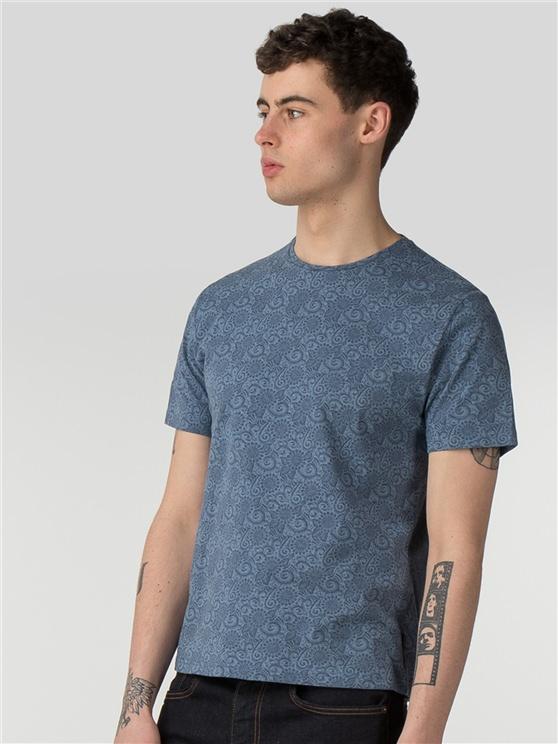 Tonal Linea Hero Print T-Shirt