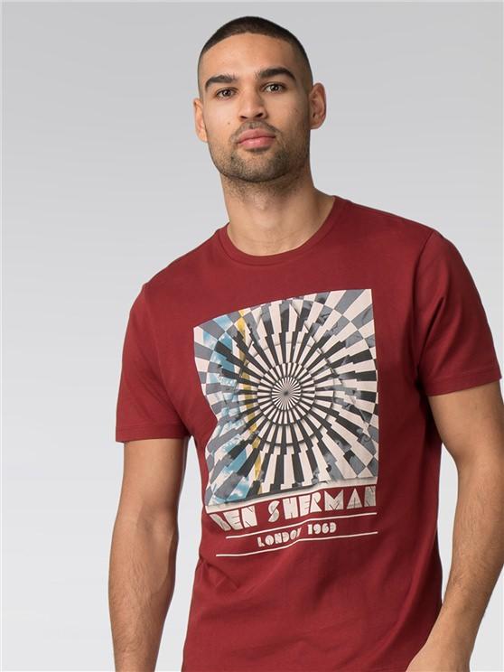 Op Art T-Shirt