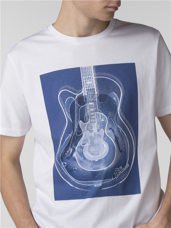 INTROSPECTIVE GUITAR GRAPHIC TEE- currently unavailable