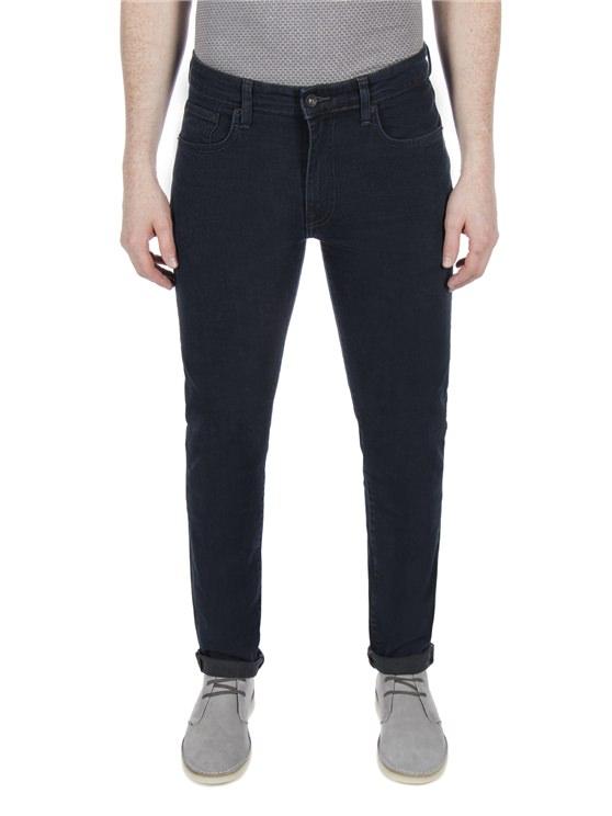 Blue Black Slim Fit Jean