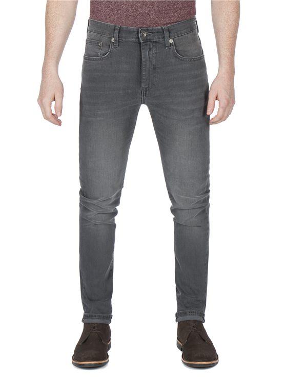 Grey Skinny Fit Jean