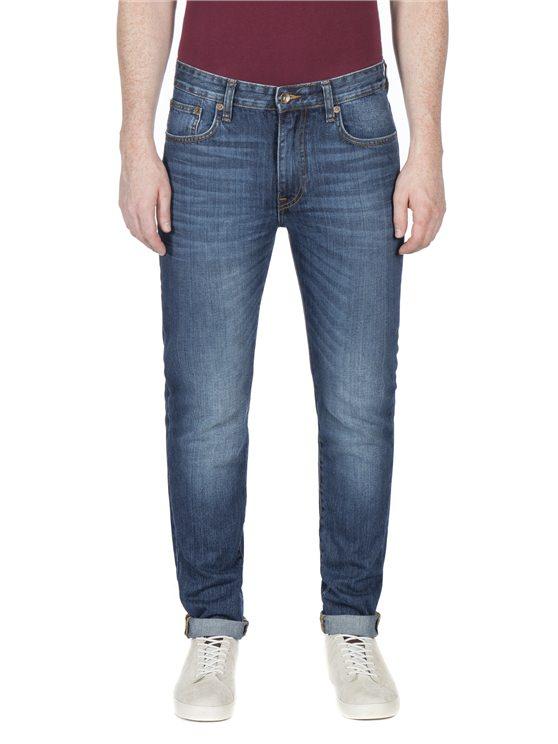Stonewash Skinny Fit Jean