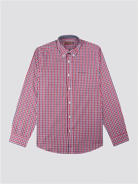 Heirtage Check Shirt