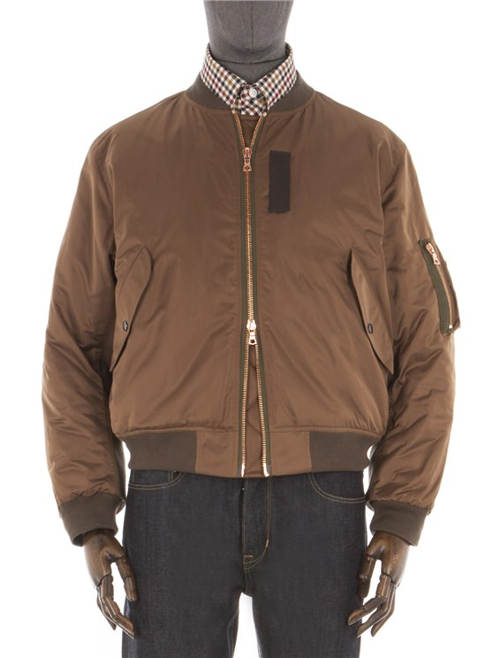 The MA1 Satin Bomber