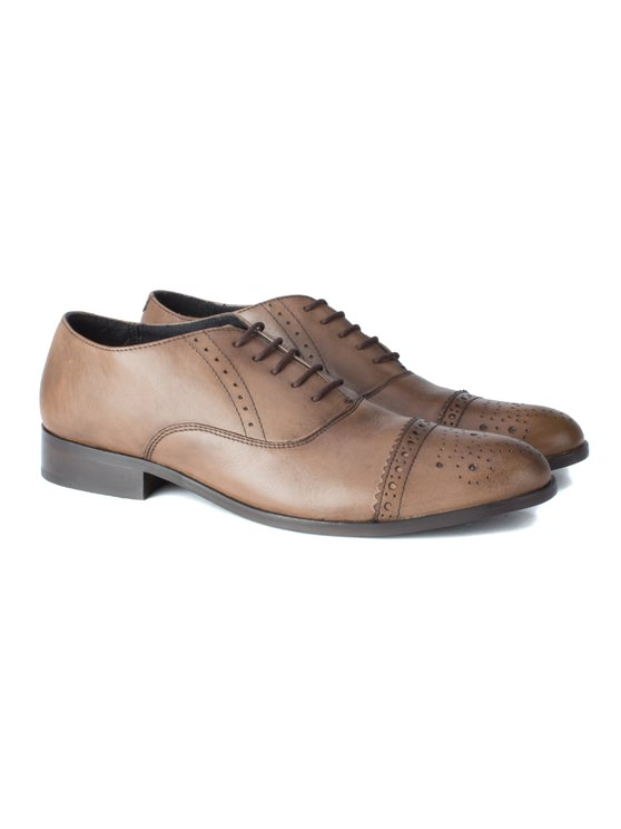 Tivoli Formal Brogue Shoe- currently unavailable