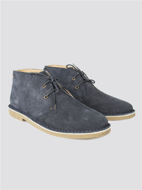 Logan Suede Desert Boot- currently unavailable