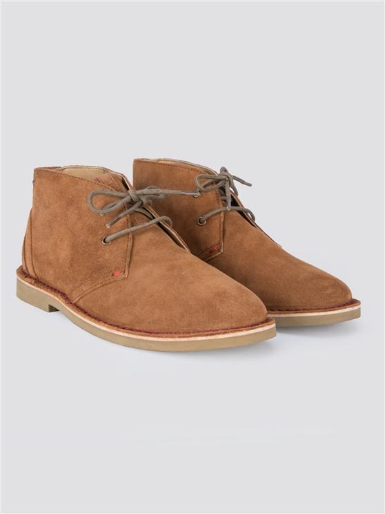 Logan Suede Desert Boot
