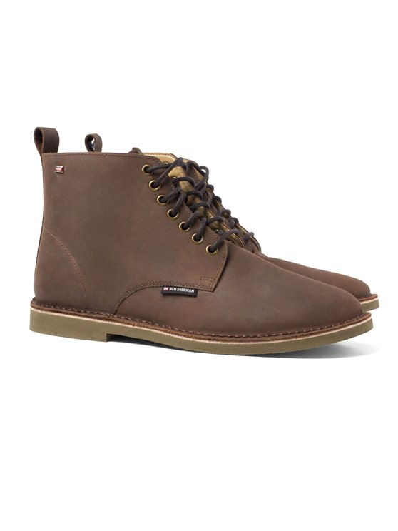 Larry Lace-Up Boot- currently unavailable