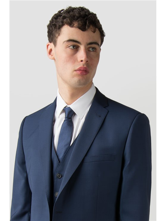 Deep Blue Tonic Camden Fit Jacket