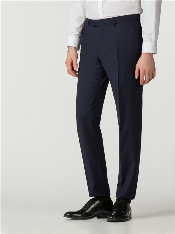 Navy Blue Tonic Camden Fit Suit Trouser