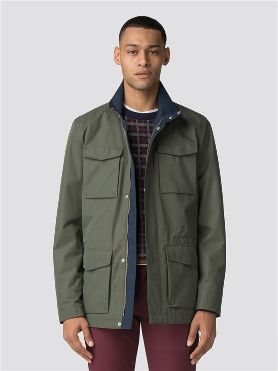 Four Pocket Jacket