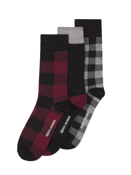 Pinza 3 Pack Sock