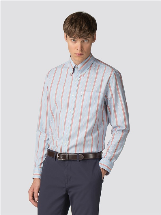 Long Sleeve Archive Brighton Stripe Shirt