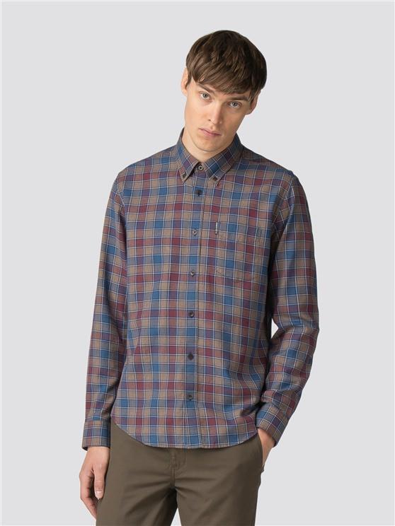 Long Sleeve Heritage Check Shirt