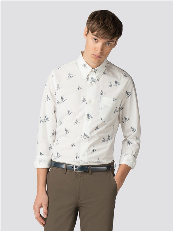 Long Sleeve Archive Arthur Shirt