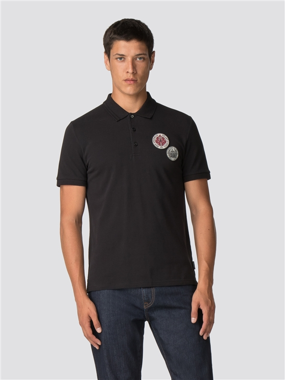 Black Badge Polo Shirt