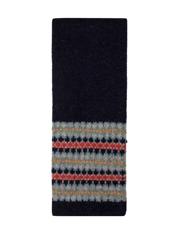 Fairisle Knitted Scarf- currently unavailable