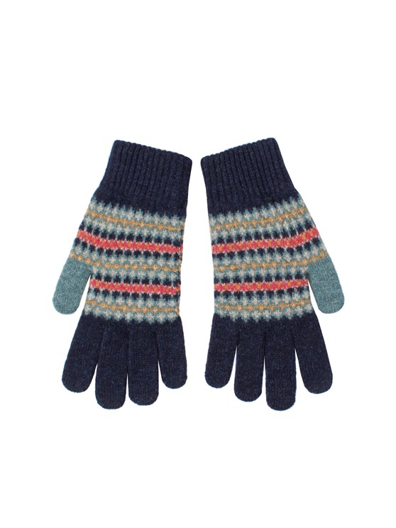 Fairisle Knitted Gloves- currently unavailable