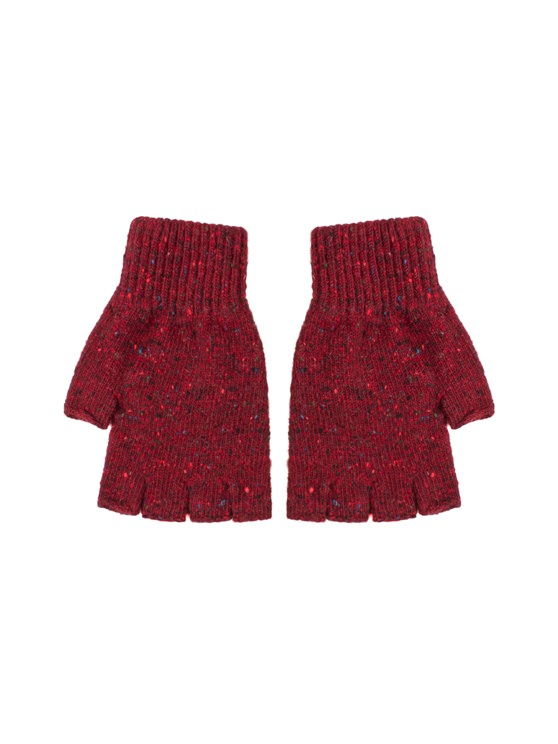 Marl Knitted Gloves- currently unavailable