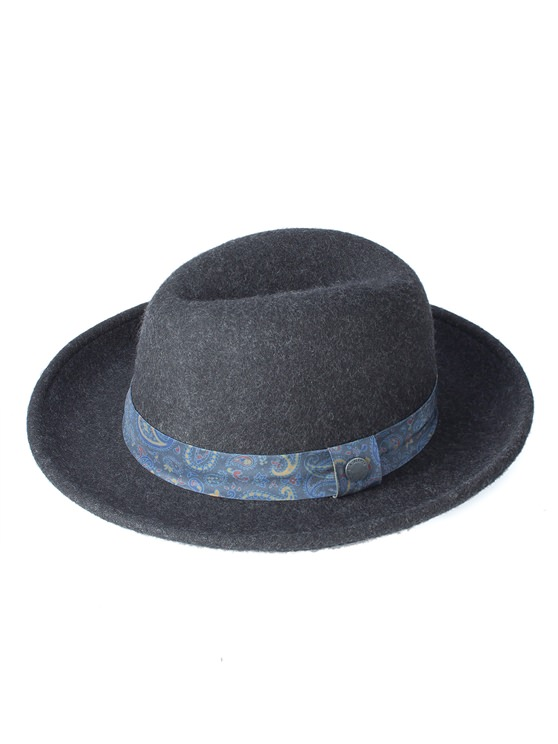 Wide Brim Trilby- currently unavailable